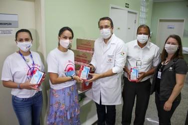Cafeoncofoz já repassou mais de cinco mil unidades de suplementos a pacientes