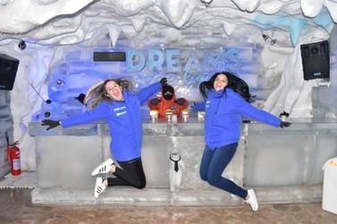 Dreams Ice Bar amplia área da pista de dança e também a capacidade de público
