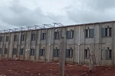 Nova penitenciária de Minga Guazú, no Paraguai, tem 63% das obras concluídas