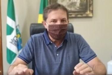 Prefeito de Foz do Iguaçu anuncia novo programa para enfrentar a covid-19