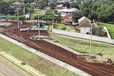 Santa Terezinha de Itaipu prestes a ganhar novo espaço para lazer e diversão