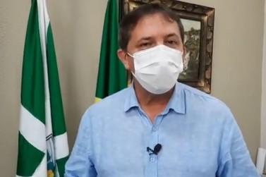 Vacinação contra a covid-19 começa no dia 20, diz prefeito Chico Brasileiro