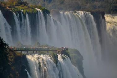 Atrativos turísticos de Foz poderão funcionar com limitação de 30% da capacidade