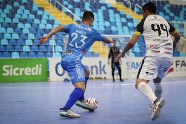 Foz Cataratas Futsal segue invicto e está na final da Taça Brasil de Clubes