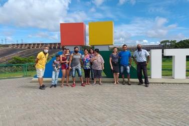 Foz Conhecendo Foz já atendeu 620 moradores com passeios turísticos gratuitos
