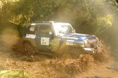 Rally Transparaná, com largada em Foz do Iguaçu, já tem 112 veículos inscritos