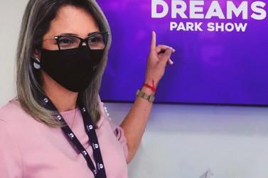 Dreams Park Show lembra no mês das mulheres gestão feminina referência do grupo