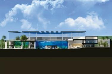 Grupo Cataratas anuncia a construção do AquaFoz, o Aquário de Foz do Iguaçu