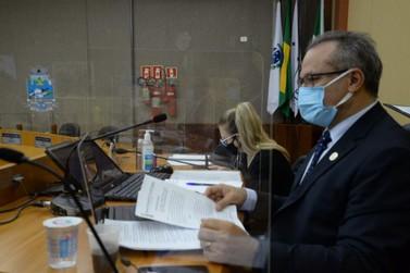 Pedido de cassação relaciona 4 fatos de quebra de decoro do vereador Dr Freitas