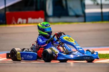 Abertura do Campeonato Citadino de Kart é neste sábado em Foz do Iguaçu