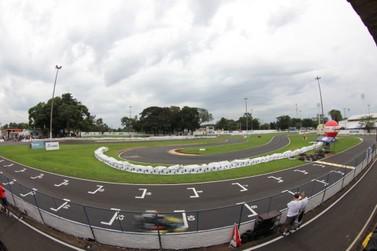 Abertura do Campeonato Citadino de Kart terá rodada dupla em Foz do Iguaçu