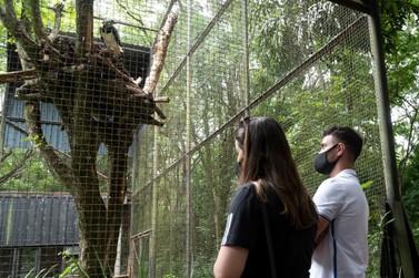 Atrativos de Itaipu recebem mais de 1.100 visitantes no feriadão da Páscoa