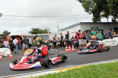 Campeonato Citadino de Kart tem nova data confirmada para o dia 1º de maio