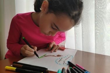 """Concurso de Desenho """"Meu Dino Favorito"""" já recebeu mais de 100 inscrições"""