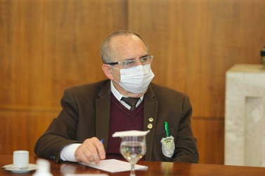 Deputado estadual Rubens Recalcatti morre aos 72 anos de infarto fulminante