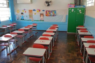 Escolas municipais de Foz estão preparadas para o retorno das aulas presenciais