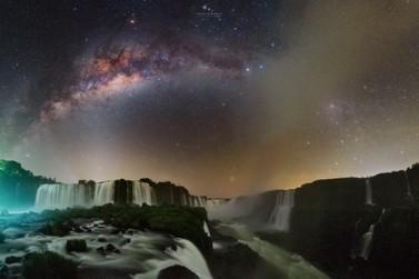 Fotografias raras das Cataratas viram atrações do programa Fantástico, da Globo