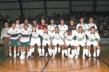 Foz Futsal retorna em 2021 disputando a Série Bronze do Campeonato Paranaense