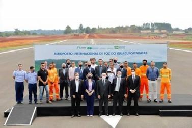 Obras de infraestrutura no Aeroporto possibilitarão expansão do turismo interno