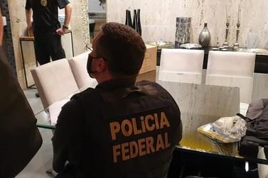 PF cumpre mandado de prisão em Foz durante operação contra exploração sexual