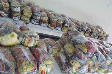 Secretaria de Educação retoma distribuição dos kits da merenda escolar