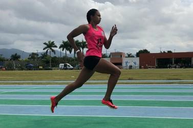 Atleta iguaçuense garante vaga para campeonatos internacionais de Atletismo