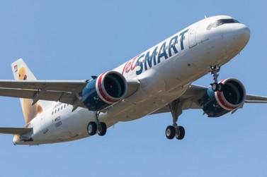 Companhia aérea chilena JetSmart anuncia volta dos voos entre Foz e Santiago