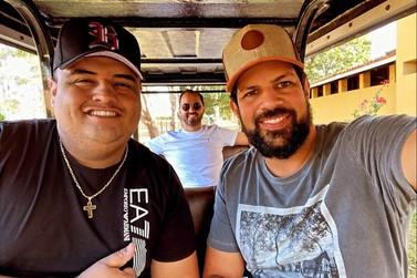 Após sucesso na Band, Nabil do Fino Corte cozinha para Fernando e Sorocaba