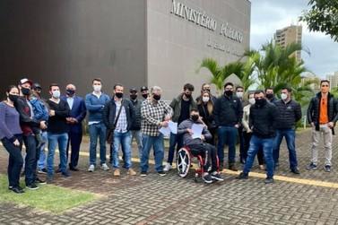 Empresários de Foz do Iguaçu encaminham documento ao MP contra o lockdown