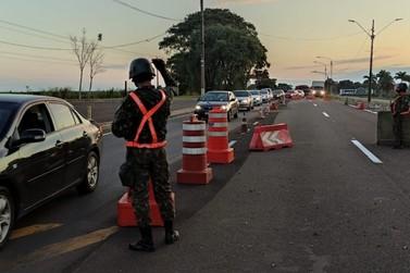 Exército inicia mais uma fase da Operação Ágata nas rodovias da fronteira