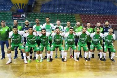Foz Futsal é derrotado pelo Toledense Futsal na estreia da Série Bronze