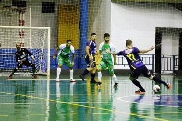 Foz Futsal é goleado pelo Santa Helena na segunda partida pela Série Bronze