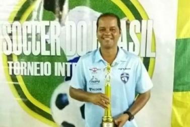 Foz Futsal se prepara para a estreia na Chave Bronze do Paranaense 2021