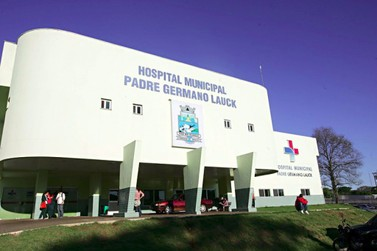 Hospital Municipal Padre Germano Lauck volta a coletar exames da Covid-19