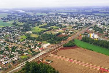 Município de Santa Terezinha de Itaipu completa 39 anos de emancipação
