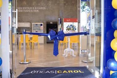 Óticas Carol aposta em Foz do Iguaçu e inaugura a sua sexta loja na cidade