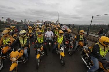 Prefeitura de Foz abre licitação para a seleção de mais de 550 mototaxistas