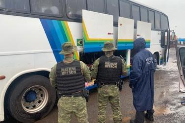 Receita Federal realiza operações de rotina em Foz do Iguaçu e São Miguel