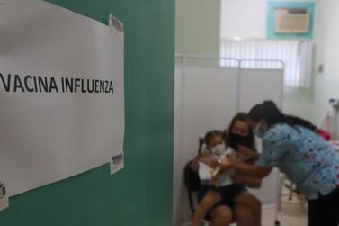 """Sábado é Dia """"D"""" de vacinação contra a Influenza nas unidades de saúde"""