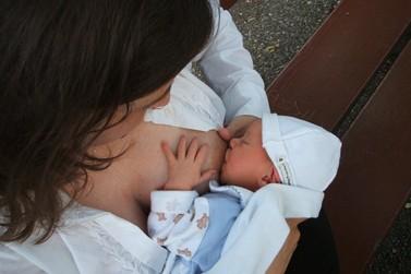 Aberto agendamento da vacinação contra covid de lactantes com bebês até 6 meses
