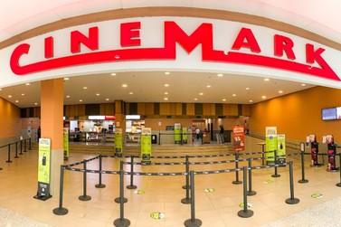 Cinemark reabre nesta quinta-feira no Shopping Catuaí Palladium em Foz do Iguaçu