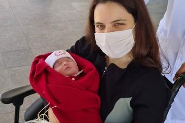 Hospital Costa Cavalcanti realiza procedimento inédito durante cesária de risco