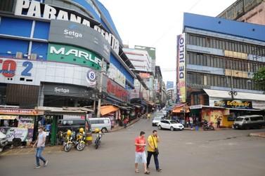 Momento comercial com o Brasil anima empresários paraguaios e novas lojas surgem