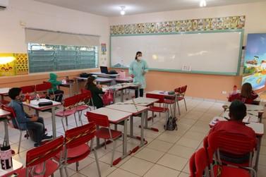 Secretaria de Educação retomará as aulas em formato híbrido no dia 28 de junho