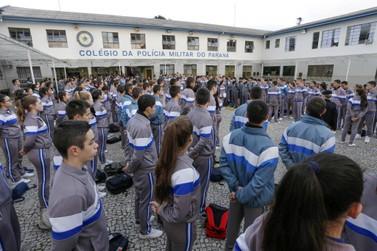 Colégio da Polícia Militar abre inscrições para novos alunos em Foz do Iguaçu