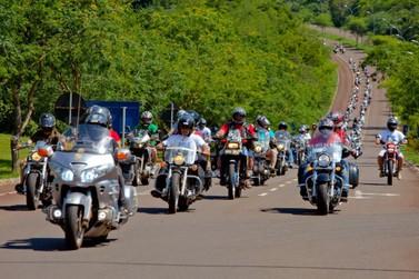 Encontro deve reunir 100 motocicletas na usina de Itaipu no dia 18 de julho