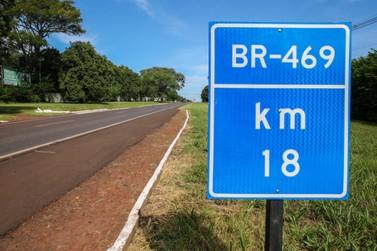 Foz do Iguaçu terá acesso alternativo ao Aeroporto durante duplicação da BR-469
