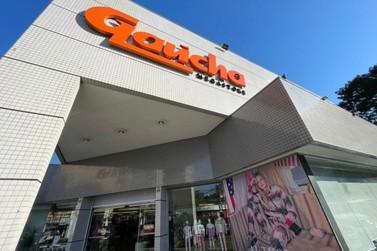 Gaúcha realiza liquidação com desconto progressivo de até 50% em toda loja
