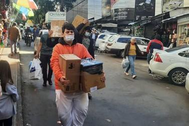 Lojistas confiam na retomada das vendas no mês de julho em Ciudad del Este