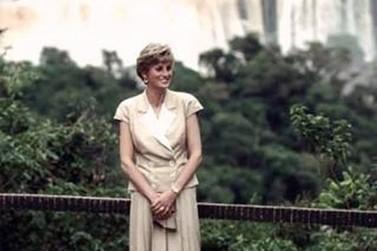 No dia em que faria 60 anos, relembre a passagem de Lady Di pelas Cataratas